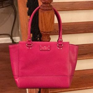 ♠️ Kate Spade Wellesley Camryn leather tote♠️